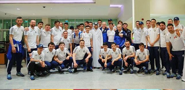AFC Champions League: Pakhtakor reach Doha ahead of Al-Sadd clash