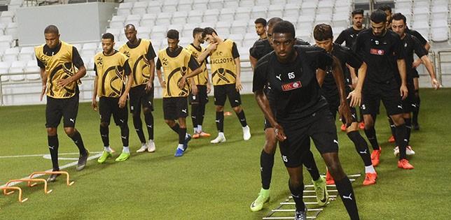 AFC Champions League: Al-Sadd hold main training session ahead of Pakhtakor clash