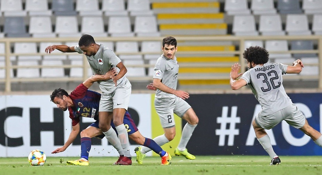 Al Rayyan lose to Al Wahda in AFC Champions League fourth round
