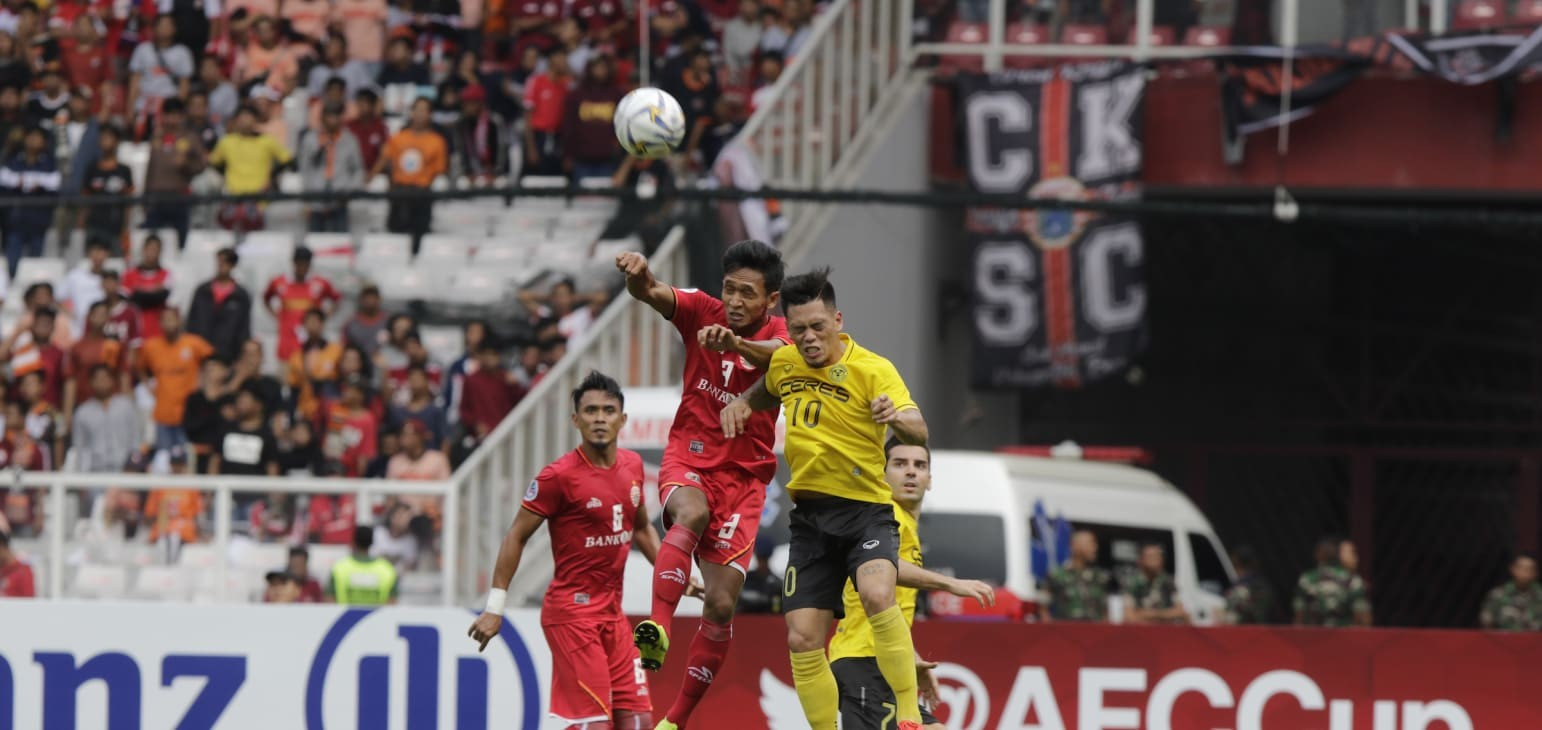 Group G: Persija Jakarta (IDN) 2-3 Ceres Negros (PHI)