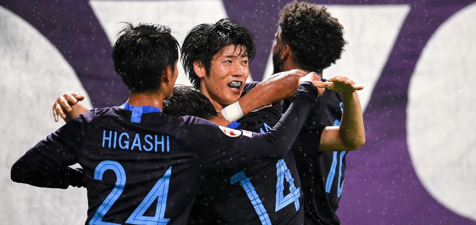 Group F: Daegu FC (KOR) 0-1 Sanfrecce Hiroshima (JPN)