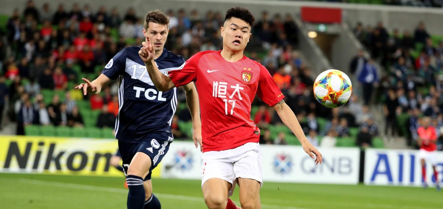 Group F: Melbourne Victory (AUS) 1-1 Guangzhou Evergrande FC (CHN)
