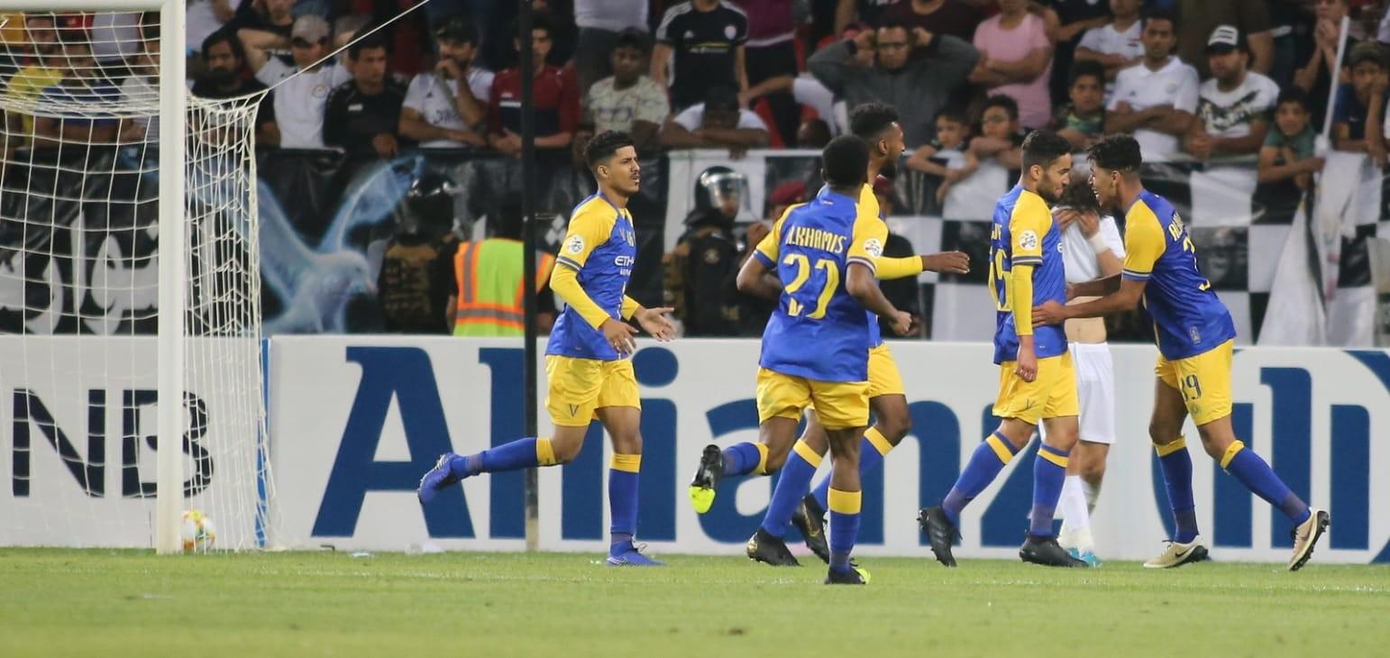 Group A: Al Zawraa Club (IRQ) 1-2 Al Nassr (KSA)