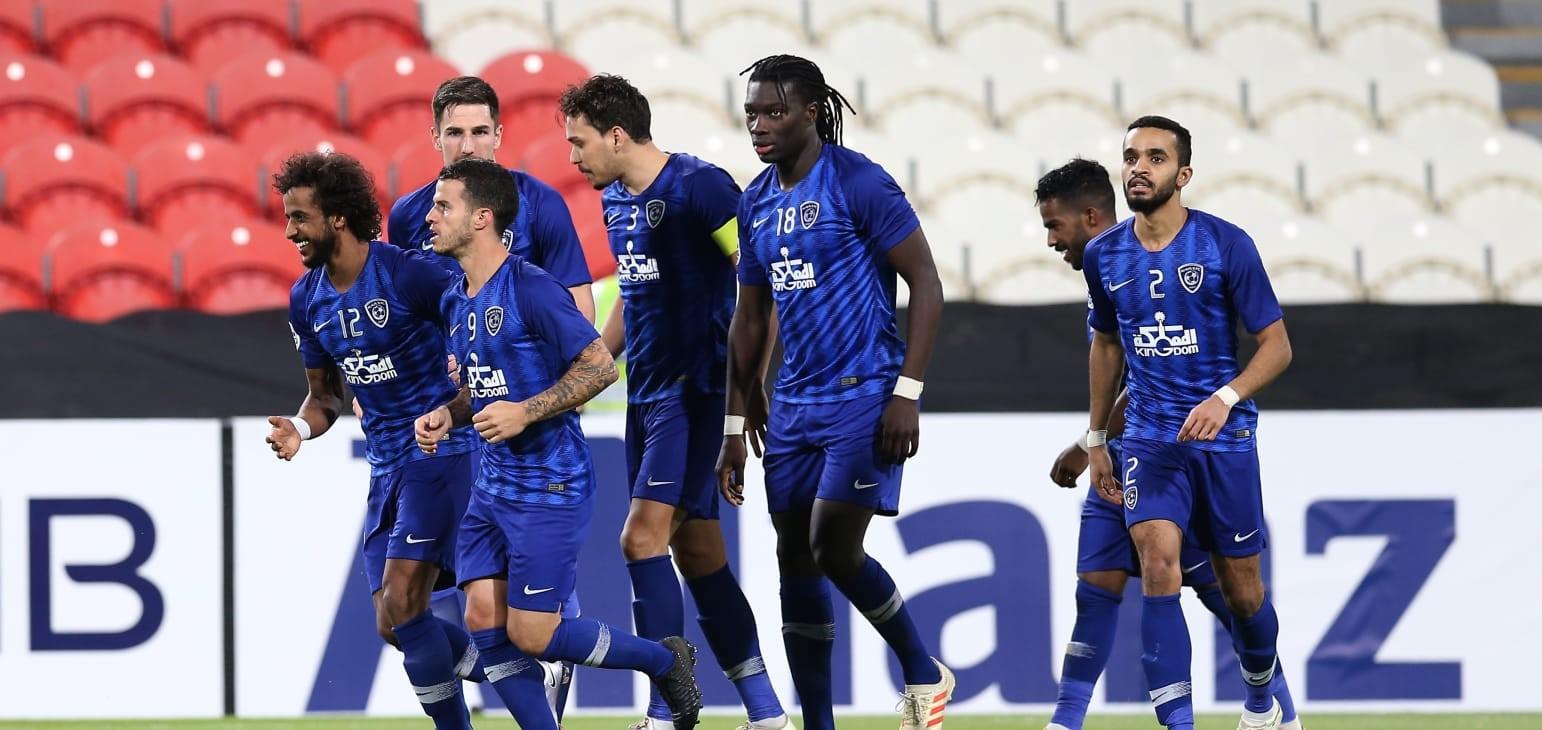 Group C: Al Hilal SFC (KSA) 0-1 Esteghlal FC (IRN)