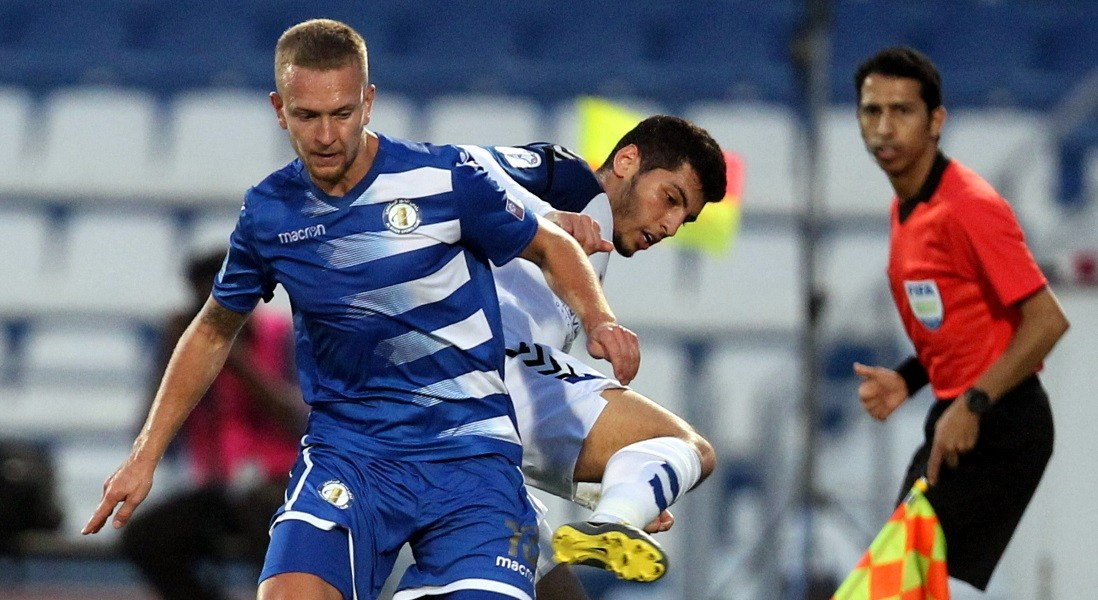 Al Khor defender Alexander Melki in an Exclusive Interview with QSL Online
