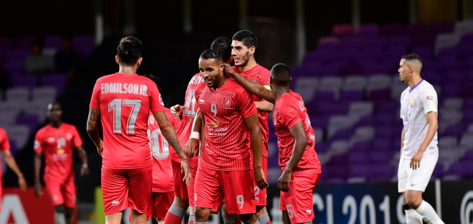 Group C: Al Ain FC (UAE) 0-2 Al Duhail SC (QAT)