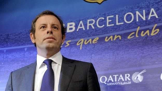 Ex-Barcelona president Sandro Rosell is acquitted of money laundering