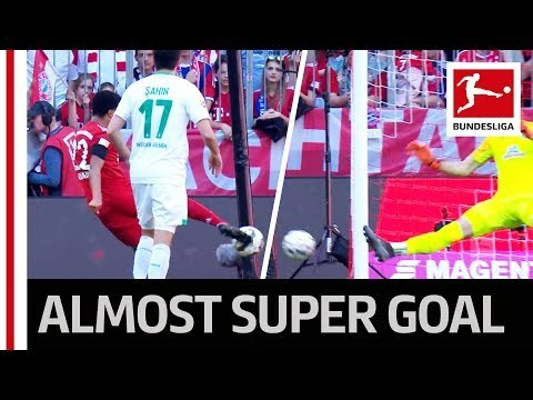 Best Almost Goal This Season So Far? Gnabry's Dream Volley