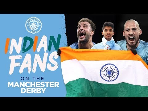 Manchester Derby | From Mumbai to Manchester...