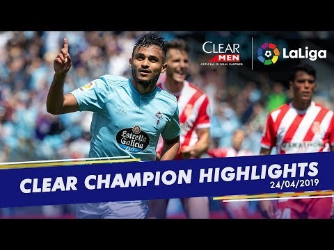 Benzema the hat-trick hero, Guedes at the double and Boufal brilliance – LaLiga's champion moments.