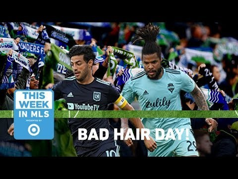 The Worst Hairstyle in MLS