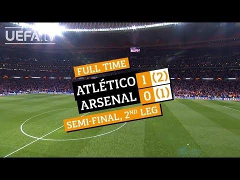 #UEL Fixture Flashback: Arsenal 1-2 Atlético