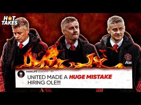 """Manchester United Shouldn't Have Hired Ole Gunnar Solskjaer"" 