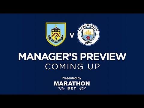 Pep Guardiola previews Burnley v City | PRESS CONFERENCE