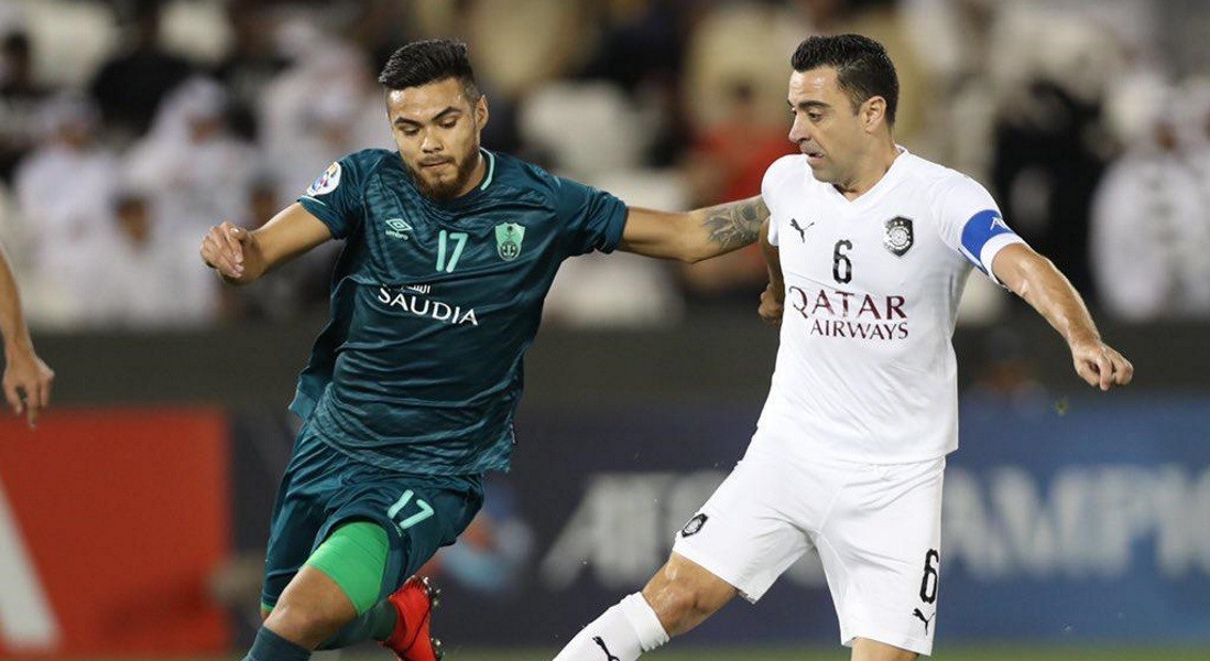 Al Sadd beat Saudi Arabia's Al Ahli to reach AFC Champions League's Round of 16
