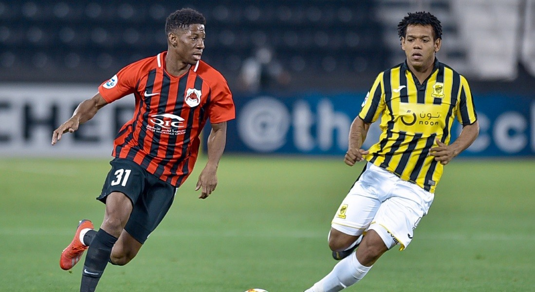 Al Rayyan lose to Al Ittihad in AFC Champions League