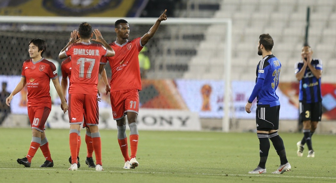Al Duhail blank Al Sailiya to set up Emir Cup title clash with Al Sadd