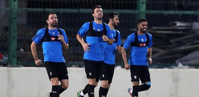 Al-Sadd resume training ahead of Amir Cup final