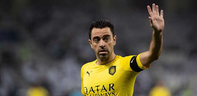 Xavi's farewell message: I wish to conclude my career by winning the Amir Cup at the Al-Wakrah World Cup Stadium