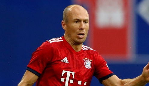 Robben hints at retirement