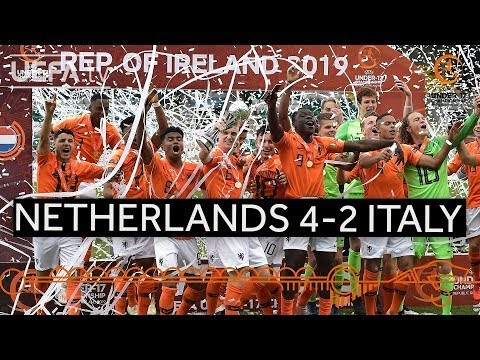 #U17 Final highlights: Netherlands 4-2 Italy