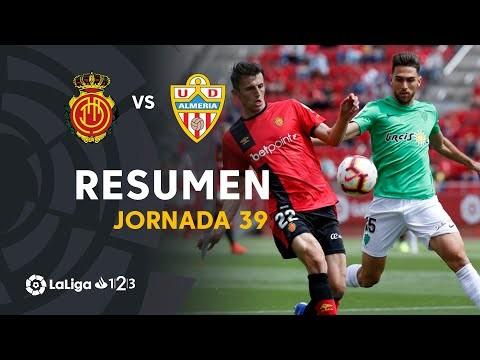 Resumen de RCD Mallorca vs UD Almería (1-0)