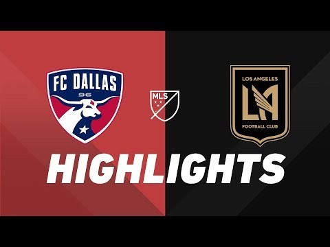 FC Dallas vs. LAFC | HIGHLIGHTS - May 19, 2019