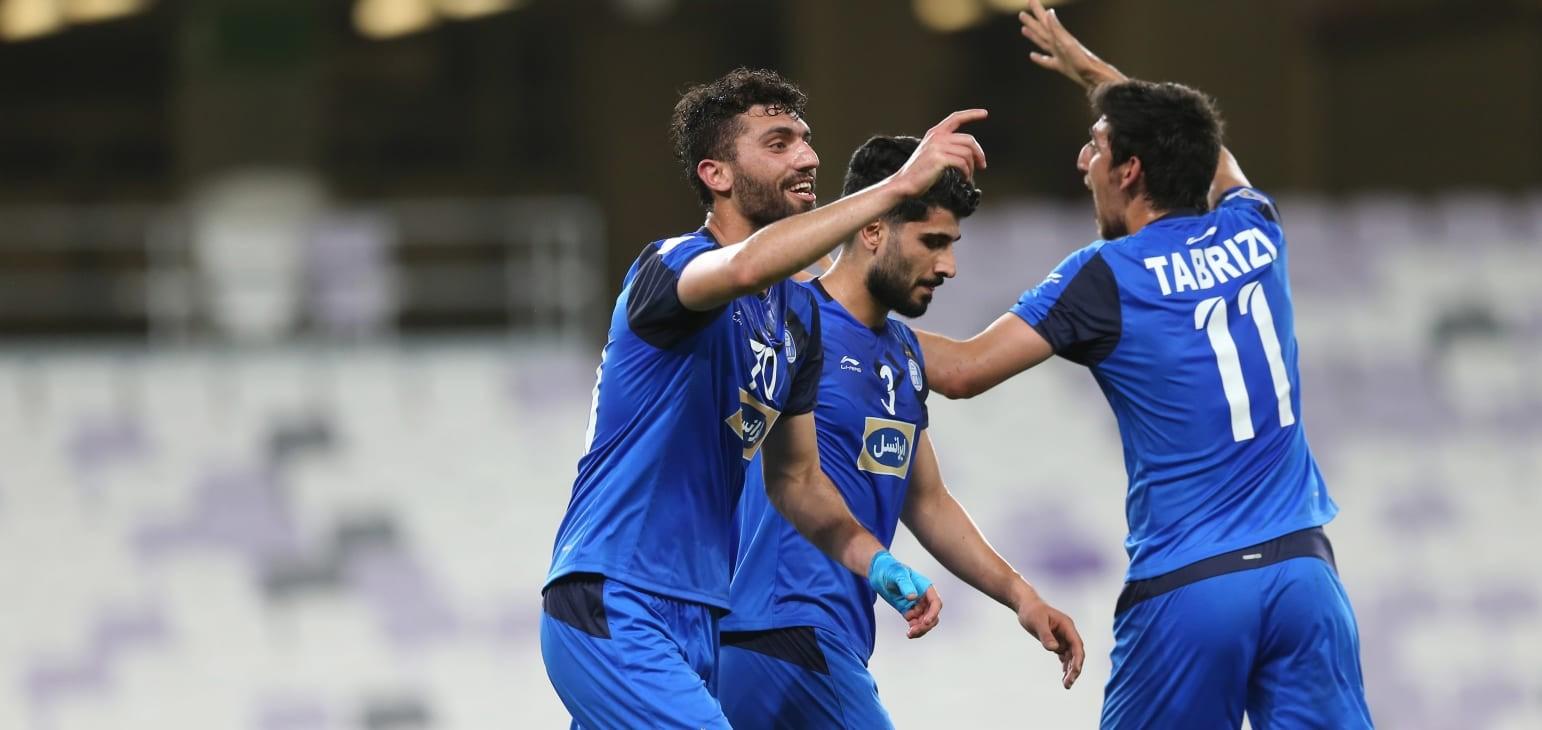 Group C: Al Ain FC (UAE) 1-2 Esteghlal FC (IRN)