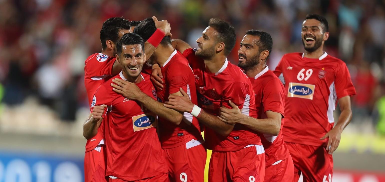 Group D: Persepolis FC (IRN) 2-0 Al Sadd SC (QAT)