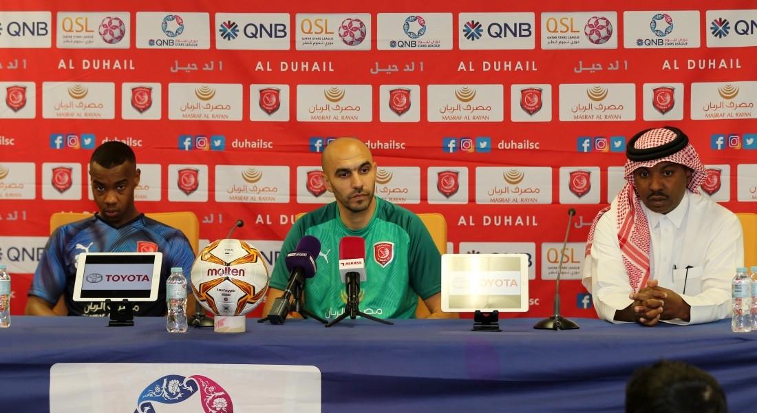 We must play with great focus against Al Rayyan: Al Duhail coach Regragui