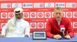 Ready to face Umm Salal, targeting full points: Al Arabi coach Hallgrimsson