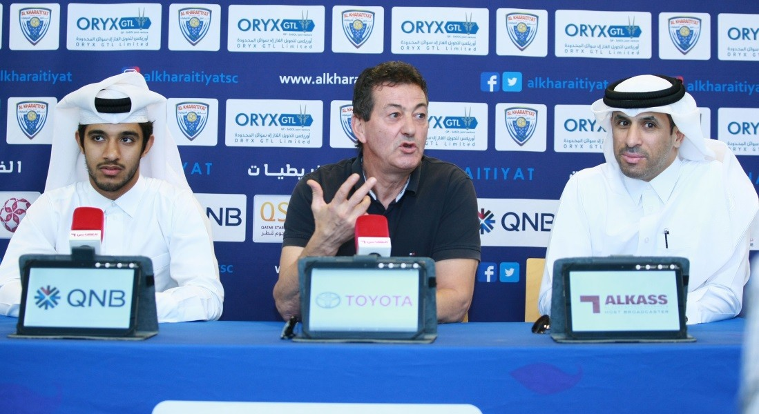 We'll deal with this game in appropriate way: Al Kharaitiyat fitness coach Badarudeen