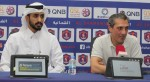 We hope to record our first victory: Al Shahania coach Murcia