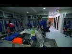 Calentamiento Villarreal CF vs C.A. Osasuna
