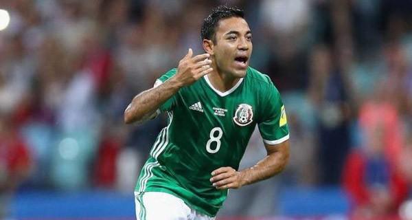 Al Sadd reach agreement to sign Mexico midfielder Marco Fabian