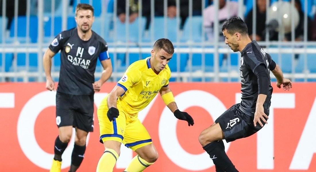 Al Sadd draw with Saudi Arabia's Al Nassr in AFC Champions League
