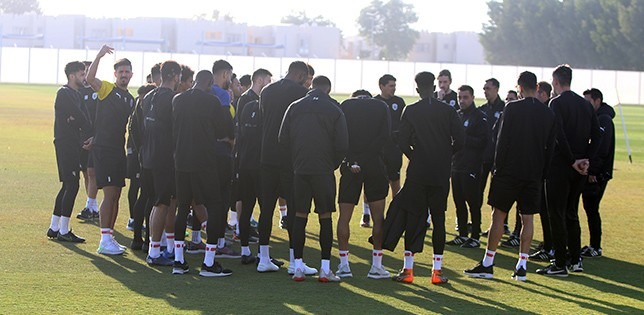 Al-Sadd resume training after returning to Doha, rest on Thursday