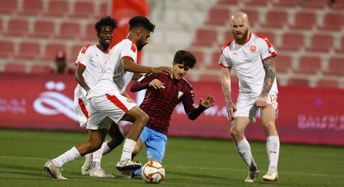 Al Arabi beat Al Wakrah to reach Ooredoo Cup semifinals