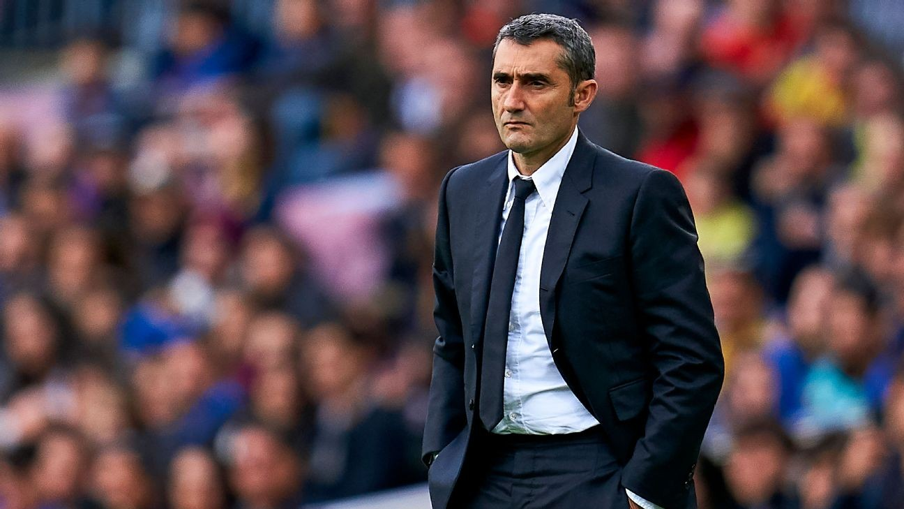 Ex-Barca coach Ernesto Valverde prefers Australia to Premier League