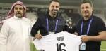 Al-Sadd honour Sepahan coach Amir Ghalenoei