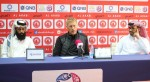 I've big confidence in players: Al Arabi coach Hallgrimsson