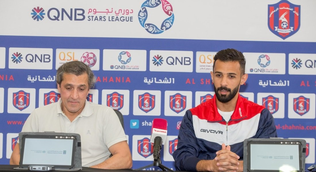 Three points from this match important for us: Al Shahania coach Murcia