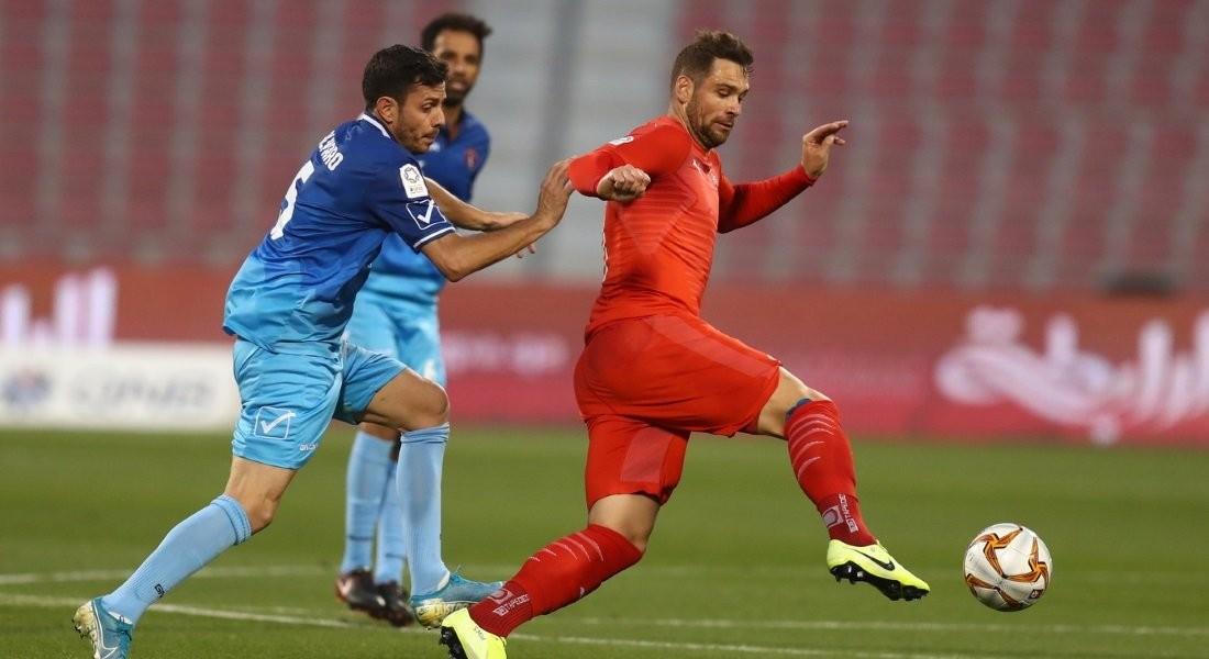 QNB Stars League Week 15 - Al Shahania 0 Al Arabi 0