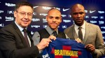 Braithwaite's move to Barcelona is an odd one but the striker's ready to offer what the champions lack