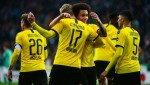 Erling Haaland's 12th Goal in Eight Games Moves Dortmund Up to Second With Win Over Bremen