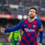 Messi nets four as Barcelona hammer Eibar after difficult week
