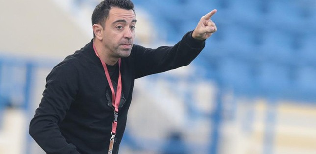 Xavi: We were really bad in the first half, Umm Salal deserve the point