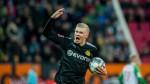 Haaland's unrelenting thirst for goals draws comparisons with Lewandowski