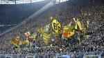 Dortmund fans to receive three-year away ban at Hoffenheim - sources