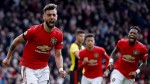 Manchester United's Bruno Fernandes earns 8/10 after scoring first goal for club vs. Watford
